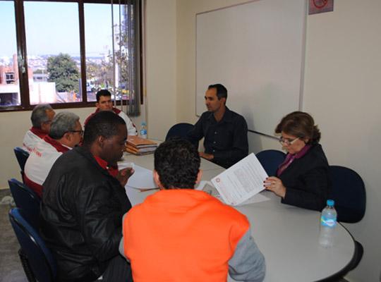 000eeeeee2 Sindicato realiza mesas redondas de negociações com Empresas de Mococa na Gerência Regional do Ministério Público do Trabalho em Ribeirão Preto