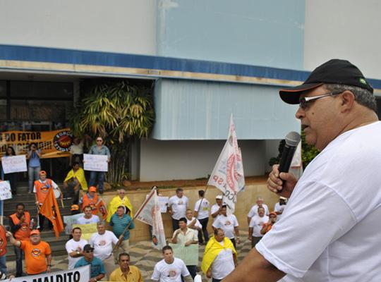 001 01 Ajuste Fiscal: Nosso Sindicato e Centrais Sindicais lutam para preservar direitos trabalhistas