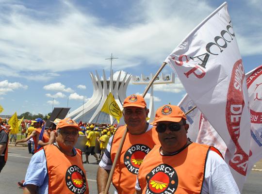 002 01 Ajuste Fiscal: Nosso Sindicato e Centrais Sindicais lutam para preservar direitos trabalhistas