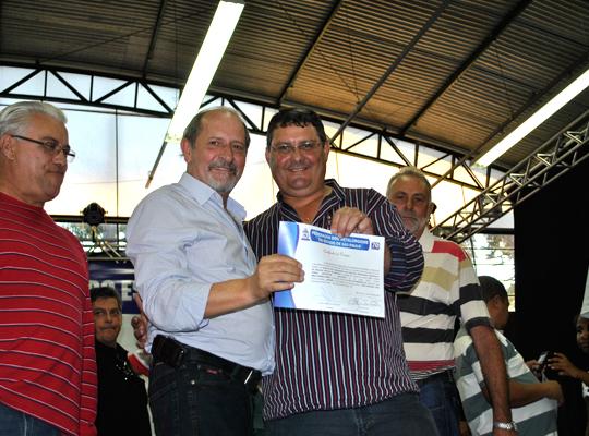 003 Federação dos Metalúrgicos SP: 70 anos de lutas e conquistas