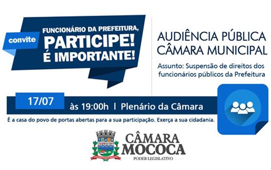 01501 Audiência Pública