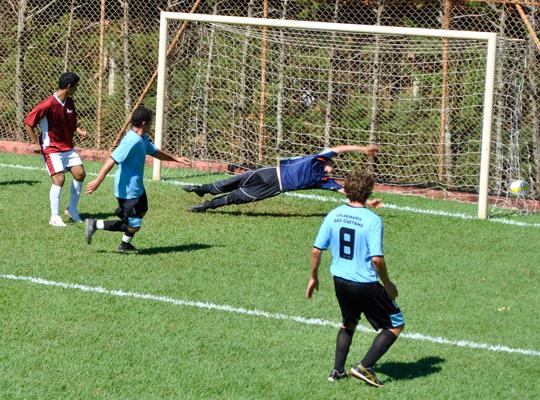 13campfutsociety2rodada01 Fut Society: Domingo de gols no Clube dos Metalúrgicos