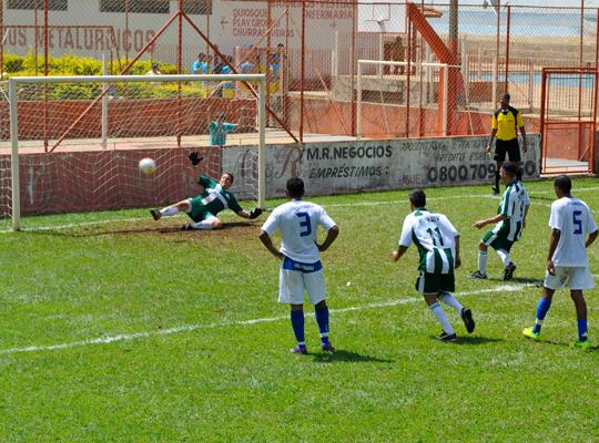 13campfutsociety2rodada03 Fut Society: Domingo de gols no Clube dos Metalúrgicos