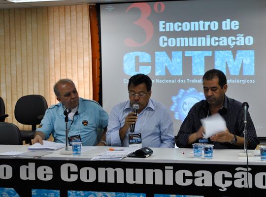 3encontrocomunica04 Assessores de Imprensa e dirigentes debatem práticas e materiais de comunicação sindical