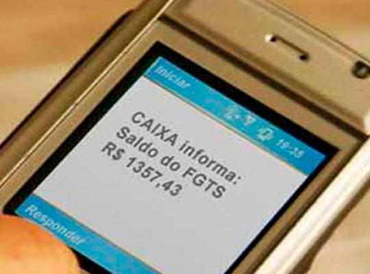 FGTSnocelular01 Diário SP – Trabalhador confere o FGTS pelo celular