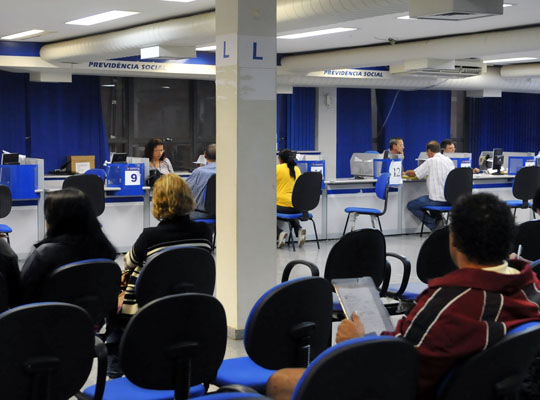 INSS 0115 342 mil segurados em SP têm que fazer recadastramento