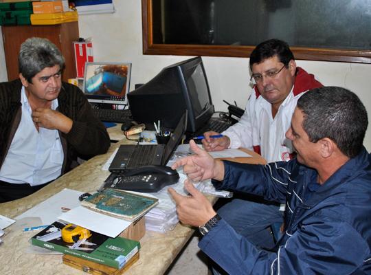 PLRGiglio14mai2012001 Sindicato e Mecânica Giglio negociam nova proposta de PLR