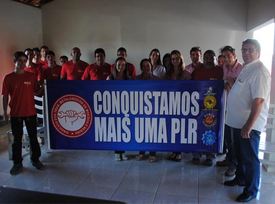PLRkisol0212 Empregados da Kisol também conquistam PLR