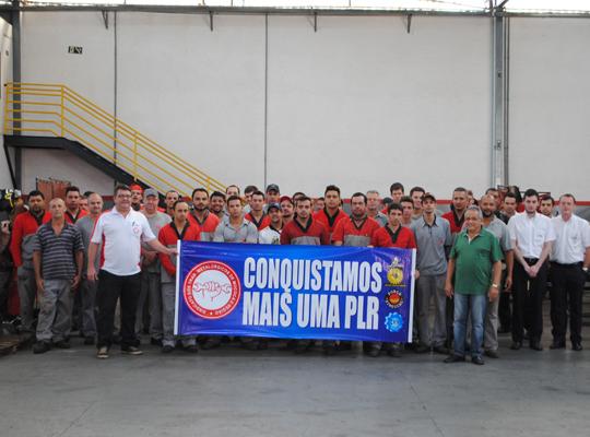 PRRCO00 Empregados da RCO conquistam PLR