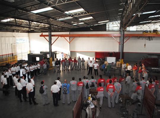 PRRCO01 Empregados da RCO conquistam PLR