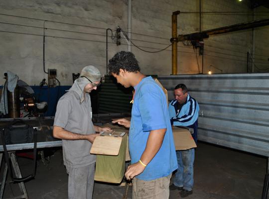 assPLRSalesGomes23mai201202 Trabalhadores da Sales Gomes aprovam proposta de PLR