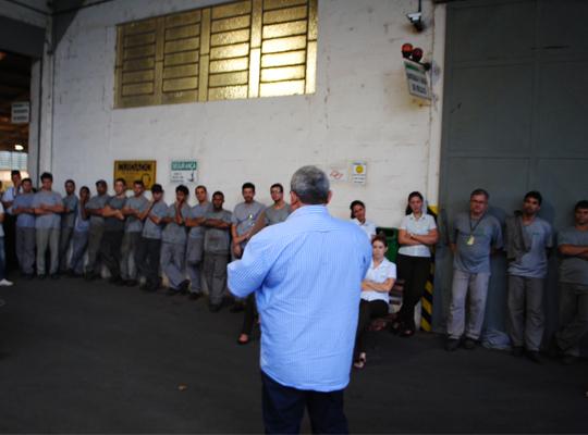 ass inca00 Assembleia define PLR na Metalúrgica Inca