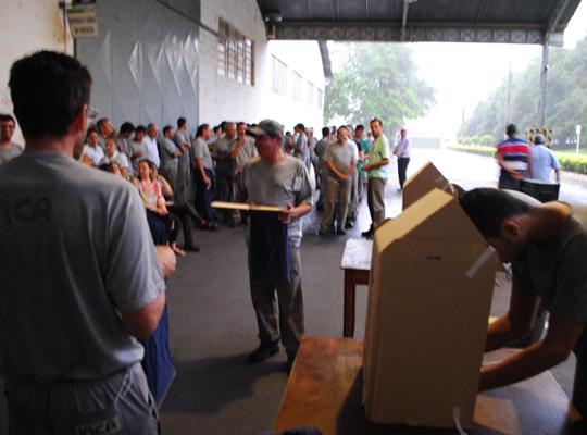 ass inca01 Assembleia define PLR na Metalúrgica Inca