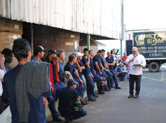 asscairu0000 Cairu: Assembleia define PLR e renova Acordo de Horário de Trabalho