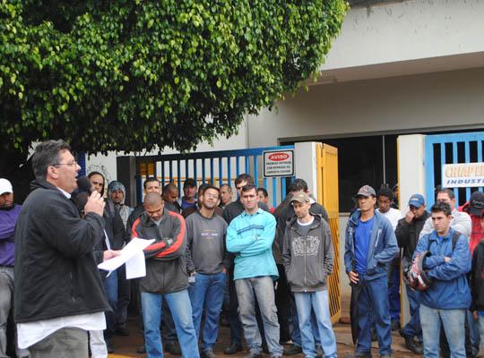 asschiap00 Empregados da Chiaperini  aprovam proposta de PLR
