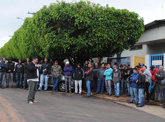 asschiap02 Empregados da Chiaperini  aprovam proposta de PLR