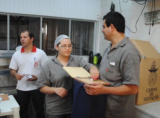 assindmecmococa01 Sindicato institui Acordos Coletivos de Jornada Semanal de Trabalho e PLR na Indústria Mecânica Mococa