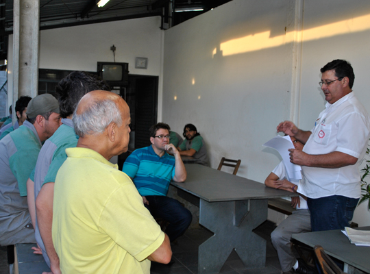 asslemar28jun201201 Assembleia na Lemar define Acordo de Horário de Trabalho (ACH) e PLR