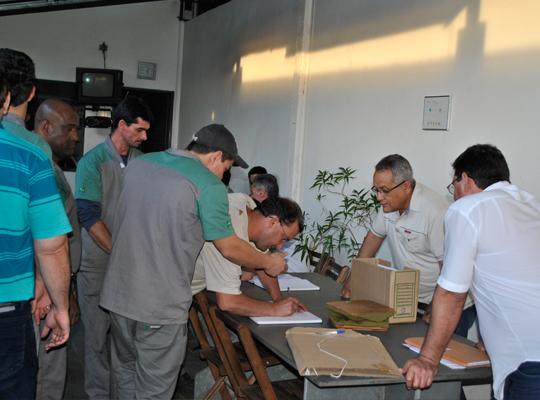 asslemar28jun201202 Assembleia na Lemar define Acordo de Horário de Trabalho (ACH) e PLR