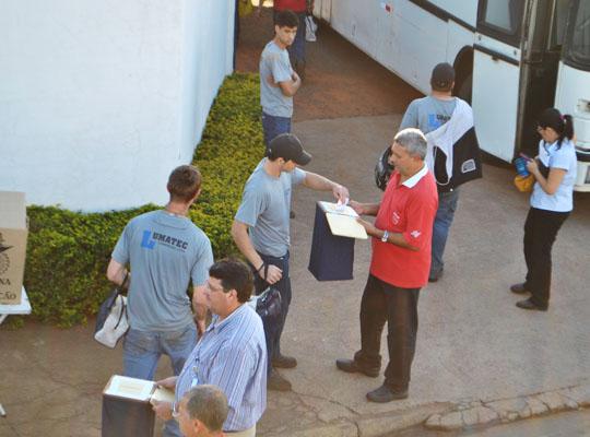 asslumatecago201301 Empregados aprovam negociação de PLR na Lumatec