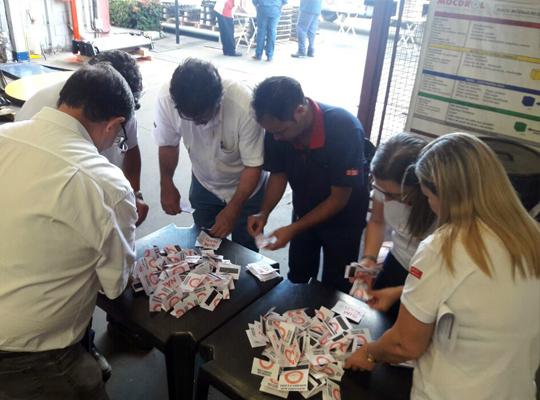 assmocbanco04 Assembleia regulamenta Banco de Horas na Mocdrol
