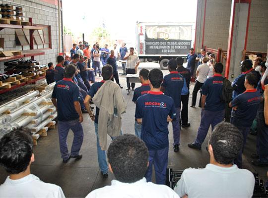 assmocdrolPLR201200 Trabalhadores da Mocdrol aprovam proposta de PLR