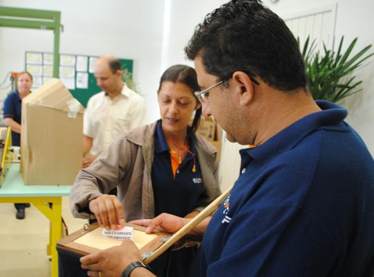 assrio02 Proposta de PLR é aprovada na Riotrafo