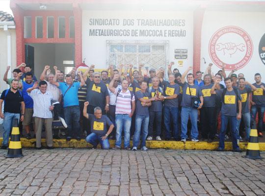 bra002 Metalúrgicos de Mococa presentes na Marcha de Brasília Contra as Reformas Trabalhista e Previdenciária e por Eleições Diretas Já! Fora Temer!!!