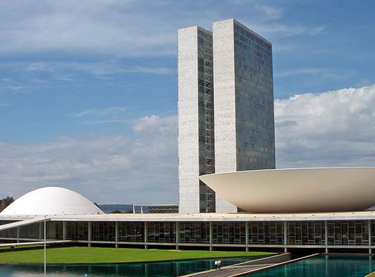 camara001 Brasília (DF): Presidente da Câmara promete pautar fim do fator em agosto