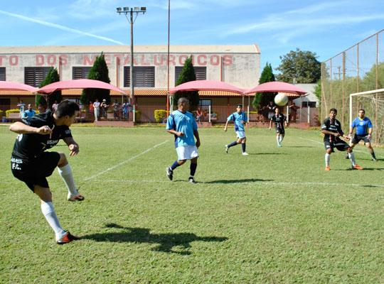 camp20130000 Futebol Society: rodada de goleadas
