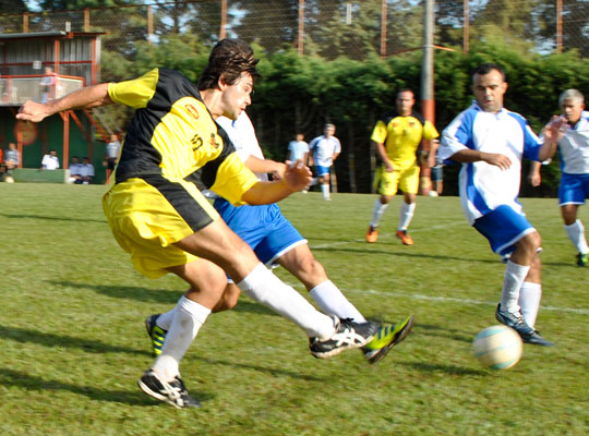 camp20130001 Futebol Society: rodada de goleadas