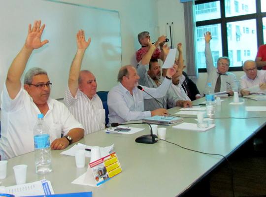 campsal201305 Campanha Salarial   Categoria aprova Convenção Coletiva de Trabalho 2013/2014