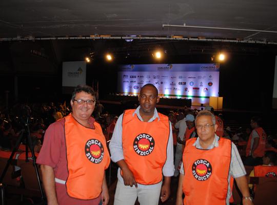 coalizao00 Metalúrgicos de Mococa participam de movimento em São Paulo pela recuperação da indústria nacional