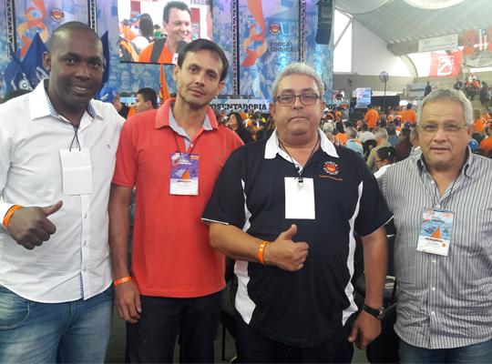 cong01 Sindicato presente no 8º Congresso da Força Sindical