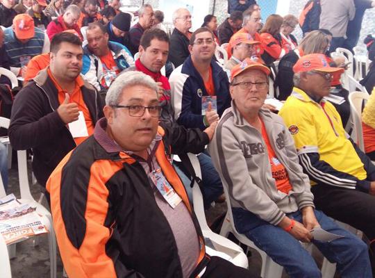 cong02 Sindicato presente no 8º Congresso da Força Sindical