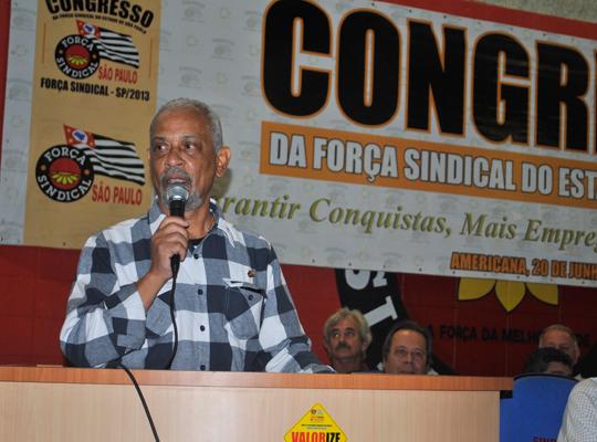 congressoamericana01 Sindicato participa de Congresso Estadual da Força Sindical em Americana
