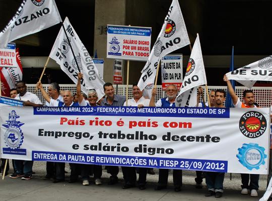 copromem001 Chico do Sindicato reassume a presidência do Sindicato e a Campanha Salarial dos metalúrgicos