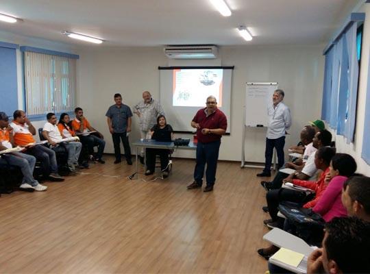 curso104453 Federação promove Curso de Formação de Formação Sindical