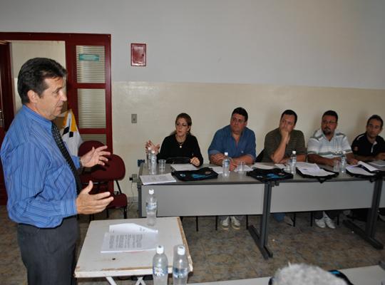 cursoPLR01 1º curso para dirigentes sindicais em Mococa