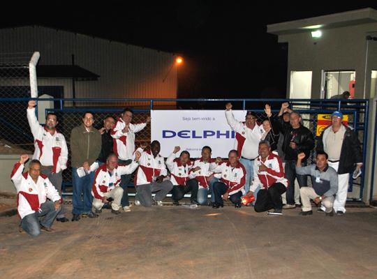 delphi012 Delphi inicia suas atividades em Mococa