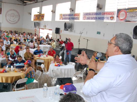 encap02 02 4º Encontro dos Aposentados Metalúrgicos reúne mais de 600 pessoas no Clube Recreativo do Sindicato