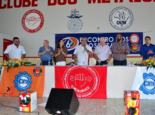 encoap001 Sindicato realiza seu 6º Encontro dos Aposentados Metalúrgicos