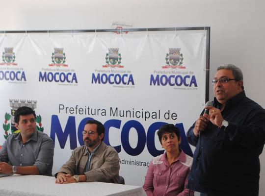 fte00 Capacitação Profissional e Renda: Frente de Trabalho é realidade em Mococa