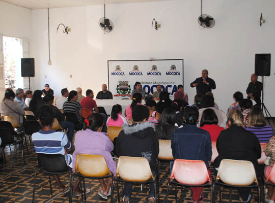 fte01 Capacitação Profissional e Renda: Frente de Trabalho é realidade em Mococa