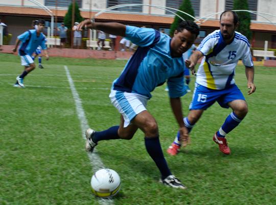 fut7001 Começou o 13º Campeonato de Futebol Society dos Metalúrgicos de Mococa e Região