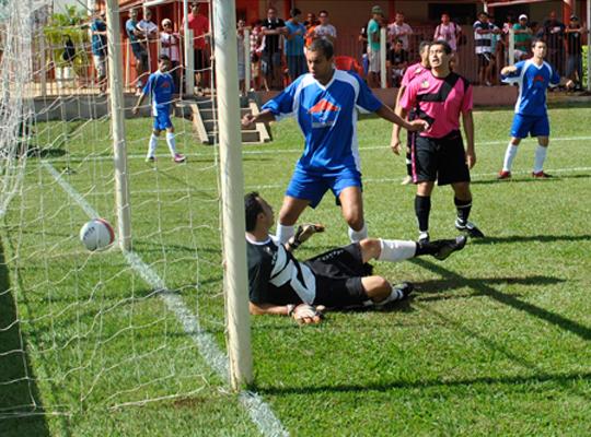 fut7002 Começou o 13º Campeonato de Futebol Society dos Metalúrgicos de Mococa e Região