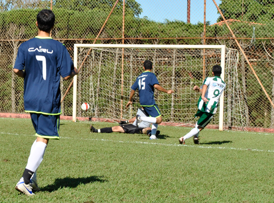 fut7rodada00 13º Campeonato de Futebol Society tem novo artilheiro
