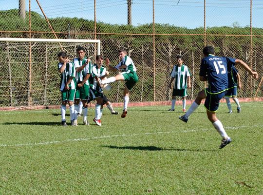fut7rodada02 13º Campeonato de Futebol Society tem novo artilheiro