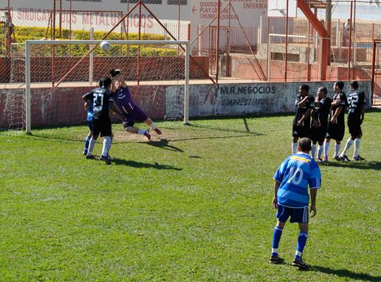 fut888 Oitava rodada do XIV Campeonato de Futebol Society