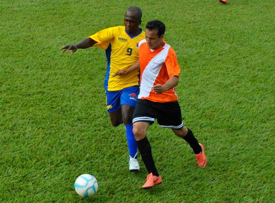 futrod0101 Futebol Society : Campeonato estréia com goleadas